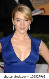 Kate Winslet at the 15th Annual Screen Actors Guild Awards. Shrine Auditorium, Los Angeles, CA. 01-25-09