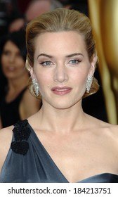 Kate Winslet at 81st Annual Academy Awards - ARRIVALS, Kodak Theatre, Los Angeles, CA 2/22/2009