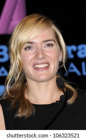 Kate Winslet at the Santa Barbara International Film Festival's Montecito Award presentation and Gala. Arlington Theatre, Santa Barbara, CA. 01-23-09