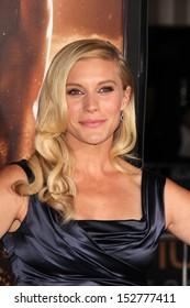 "Katee Sackhoff at the ""Riddick"" Los Angeles Premiere, Village Theater, Westwood, CA 08-29-13"