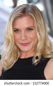 Katee Sackhoff at the Vin Diesel Star on the Hollywood Walk of Fame Ceremony, Hollywood, CA 08-26-13