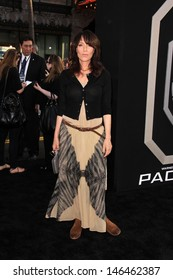 """Katey Sagal at the """"Pacific Rim"""" Los Angeles Premiere, Dolby Theater, Hollywood, CA 07-09-13"""