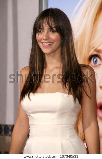 Katharine Mcphee Los Angeles Premiere House Stock Photo Edit Now 107340533