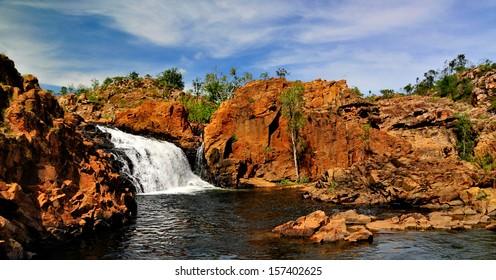 Katherine waterfalls, Australia