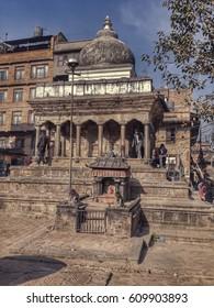 Kathmandu Durbar Square/Temple/Stupa