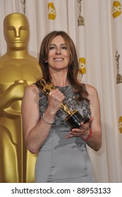 Kathryn Bigelow at the 82nd Annual Academy Awards at the Kodak Theatre, Hollywood. March 7, 2010  Los Angeles, CA Picture: Paul Smith / Featureflash