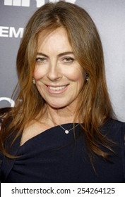 """Kathryn Bigelow at the Los Angeles premiere of """"Zero Dark Thirty"""" held at the Dolby Theatre in Los Angeles, United States, 101212."""