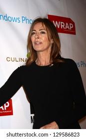 Kathryn Bigelow at TheWrap.Com's Pre-Oscar Party, Four Seasons Hotel, Los Angeles, CA 02-20-13