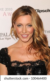 Katie Cassidy  at the 2010 Hollywood Style Awards, Hammer Museum, Westwood, CA. 12-12-10