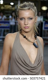 Katie Cassidy at the Los Angeles premiere of 'Red Eye' held at the Mann Bruin in Westwood, USA on August 4, 2005.