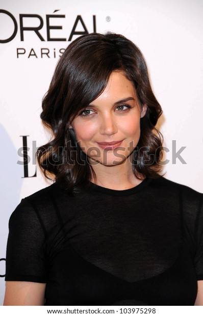 Katie Holmes at the 16th Annual Elle Women in Hollywood Tribute Gala. Four Seasons Hotel, Beverly Hills, CA. 10-19-09