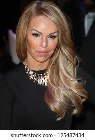 Katie Piper arriving for the UK premiere of 'Flight' at Empire Leicester Square, London. 17/01/2013 Picture by: Alexandra Glen