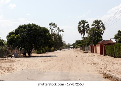 Katima Mulilo - Small Town in North Eastern Namibia, Africa
