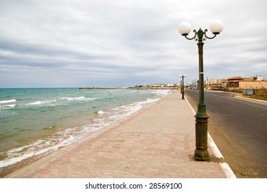 Kato Gouves (or Kato Gournes), Crete, Greece