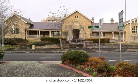 Katoomba Court House, Katoomba, New South Wales, Australia on 5 June 2019.