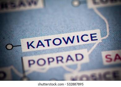 Katowice. Poland