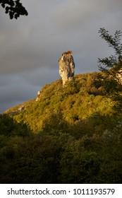 Katskhi Pillar, Georgia