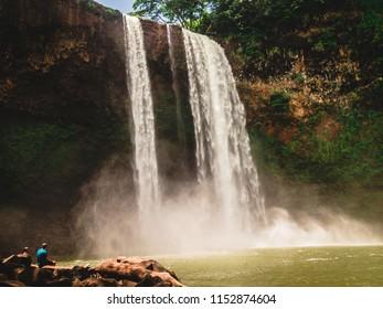 Kauai Hawaii Wailua Falls