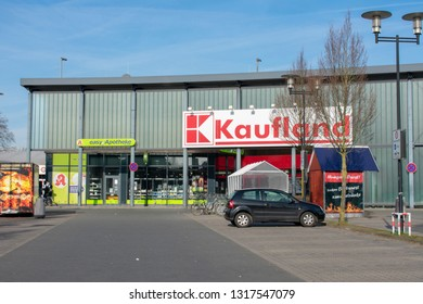 Kaufland and easy pharmacy