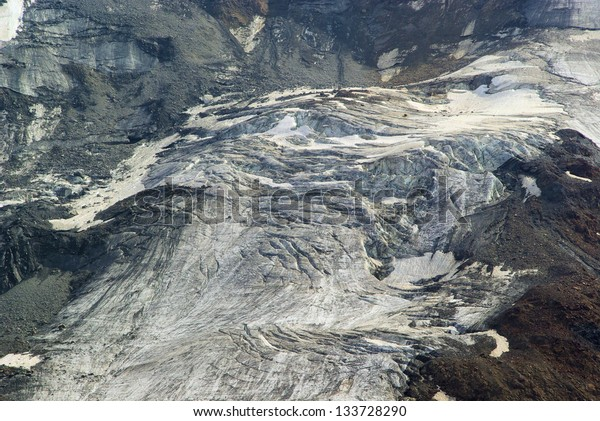 Kauner valley glacier