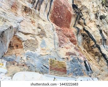 Kaw Gon Cave Art, Mon Queen Sinsawpu Culture