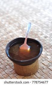 Kawa Daun , Padang West Sumatra culinary.