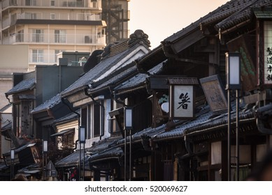 "KAWAGOE, JAPAN - Nov 13, 2016 : Kawagoe is a city in Saitama Prefecture, in the central Kanto region of Japan. The city is known locally as ""Little Edo"", ""Koedo"" or ""Coedo""."