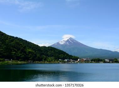 Kawaguchiko Fuji mountain