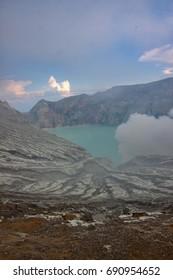 Kawah Iljen, Java, Indonesia, Asia