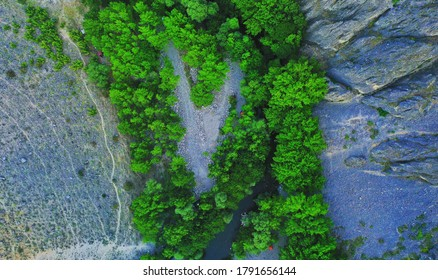 Kaya Arasi Canyon Arapgir in Malatya Provice