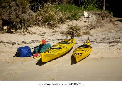 Kayaking, Abel Tasman