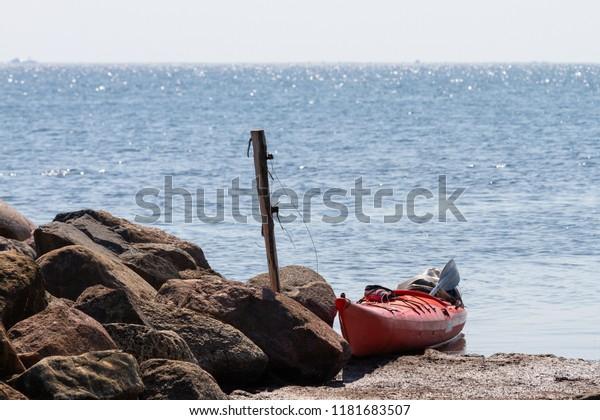 kayaking camps in Muhu island
