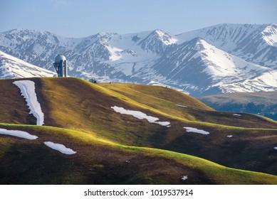 Kazakhstan / Almaty / Mountain