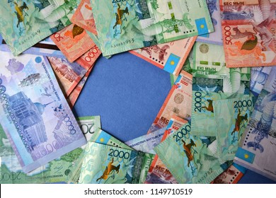 Kazakhstan money tenge national currency
