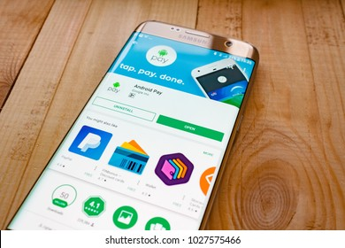 Android Pay Images, Stock Photos & Vectors | Shutterstock