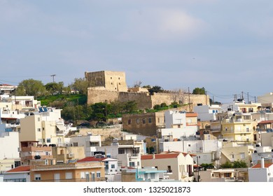 """Kazarma, from Italy """"the guard barracks"""", is the Venetian-era fortress of the city of Sitia in Crete, Greece. This fortress was built in the 13th Century"""