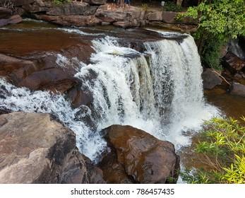 Kbal Chhay Waterfall,Sihanouville ,Cambodia