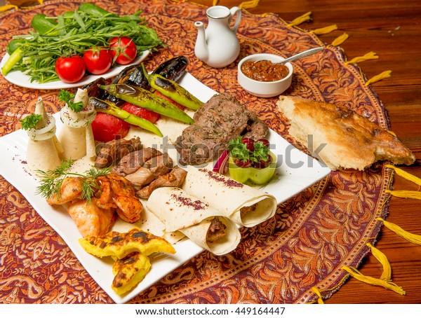 Kebab Azerbaijan  Cusine