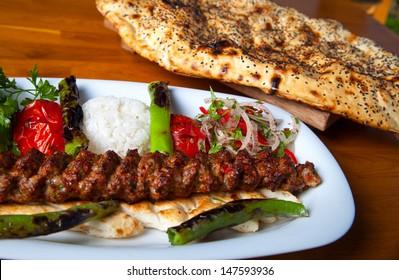 Kebab and Pita