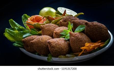Kebbeh, Lebanese cuisine