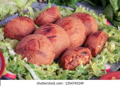 kebbeh lebanese food