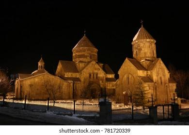 Kecharis church, monastery