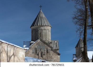 Kecharis monastery Armenia