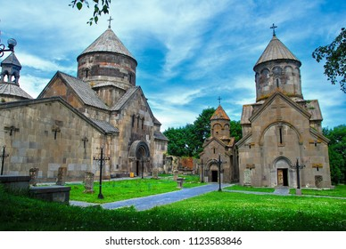 Kecharis Monastery complex, Tsakhkadzor, Armenia.
