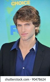 Keegan Allen at the 2011 Teen Choice Awards at the Gibson Amphitheatre, Universal Studios, Hollywood. August 7, 2011  Los Angeles, CA Picture: Paul Smith / Featureflash
