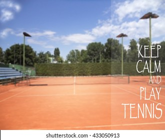 Tennis Quotes Stock Photos Images Photography Shutterstock