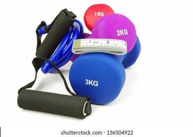 keep fit equipment
