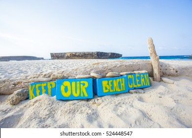 Keep our beach clean