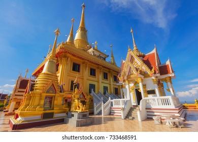 Keeree Wong Temple in Nakhon Sawan thailand