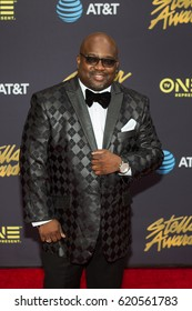 Keith Wonderboy Johnson attends the 32nd Annual STELLAR GOSPEL MUSIC AWARDS on March 25, 2017 in Las Vegas, Nevada at the New Orleans Arena - USA